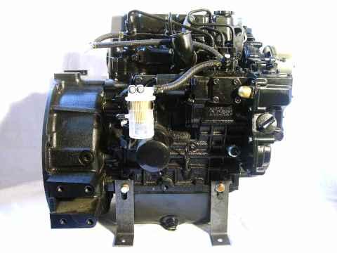bhkw - industriestandmotor von mitsubishi